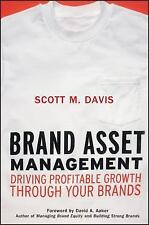 Brand Asset Management: Driving Profitable Growth Through Your Brands (The Josse