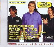 RAGING SPEEDHORN / FOO FIGHTERS / VEX RED / MY VITRIOL + ROCK SOUND CD Vol. 32