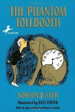 The Phantom Tollbooth by Norton Juster Paperback NEW BRAND