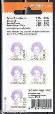 Nederland Beatrix  2469 0,88 euro TNT W1W1W5W1 kenmerk 24b