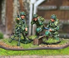 THE COLLECTORS SHOWCASE WW2 AMERICAN CBA039 101ST AIRBORNE 81MM MORTAR TEAM MIB