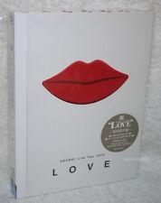 ARASHI Live Tour 2013 LOVE Taiwan Ltd 2-DVD+48P booklet (Digipak Package)