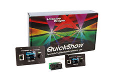 Láser Designer Pangolin Quickshow 3.0 con Flashback 4 DMX Interface, QS CD Extra