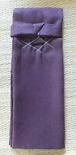 Japanese Shirasaya Bag wakizashi Size Purple
