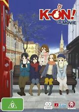 K-On! The Movie NEW R4 DVD