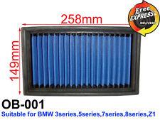 High-Flow Simota Air Filter for BMW 3 5 7 8 Series Z1 OB-001