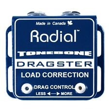 Radial Engineering Tonebone Dragster Guitar Pickup Load Impedance Correction