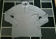 Mens Hugo Boss Long Sleeved polo top size Large