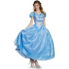 NEW Disney Prestige Cinderella Movie ADULT  COSTUME Cosplay MEDIUM 8-10