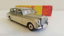 Dinky Toys - 198 - Rolls Royce Phantom V en boîte d'origine