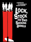 """""""LOCK STOCK & TWO SMOKING BARRELS"""" ...Classic Movie Poster A1 A2 A3 A4 Sizes"""