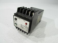 MITSUBISHI ELECTRIC EARTH LEAKAGE RELAY TIME RELAY NV-ZS, SERIAL 8810, AC: 100-2