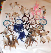 "WHOLESALE Lot of 25 - 3"" Dream Catchers"