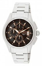 New Men's Invicta 1483 Specialty Chronograph Black Dial Stainless Steel Watch