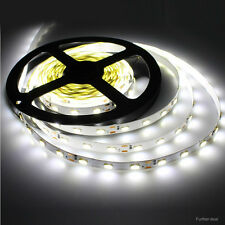 Super Bright 5630 Led Strip Light Lamp Cool White 5M 300Leds Flexible SMD 12V