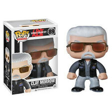 FUNKO POP TELEVISION Sons Of Anarchy CLAY MORROW #89 MIMB In Stock