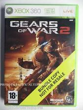 OCCASION jeu GEARS OF WAR 2 Bundle Copy sur xbox 360 game en francais action