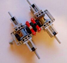 LEGO Technic Chained Frame Differential assembly with wheels extension New parts