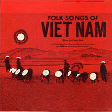 Pham Duy - Folk Songs of Vietnam [New CD]