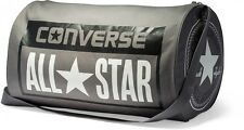 CONVERSE CTAS LEGACY CANVAS DUFFLE BAG CHARCOAL 10422C 010 CHUCK TAYLOR ALL STAR