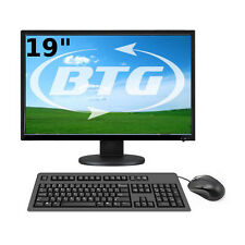 """Add a 19"""" LCD Monitor, Keyboard, and Mouse to your Order!"""