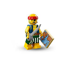 NEW LEGO MINIFIGURE​​S SERIES 16 71013 - Scallywag Pirate