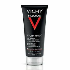 Vichy Homme Hydra Mag C Body & Hair Shower GEL 200ml