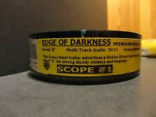 Edge of Darkness 2010 35mm Movie Trailer  #1 collectible SCOPE 2min  30 secs