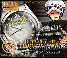 One Piece Official Watch Trafalgar Law Time Shambles Limited Japan Anime 61C