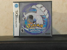 Brand New Factory Sealed Pokemon: SoulSilver Version (Nintendo DS, 2010)
