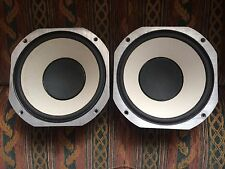 JBL LE10A LANSING SPEAKERS PAIR NOS 8 OHM