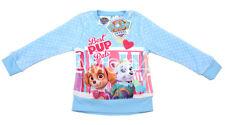 Paw Patrol Girls Soft Jumper Sweater Best Pup Pals *Size 3