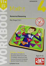 11+ Maths: Maths for SATS, 11+ and Common Entrance: Bk. 4: Workbook by...