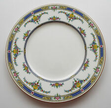 Minton China Princess Dinner Plate ~  Pattern K109 ~ Yellow Flower ~ Vintage