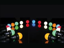 GUIRLANDE LUMINEUSE MULTICOLORE FETE NOEL A LED 11.5m 20 LAMPES LED MULTICOLORES