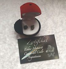 Sternschnuppe  Eisenmeteorit in Geschenkbox Marienkäfer, Geburtstag, Hochzeit