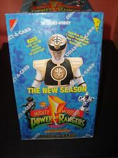 Mighty Morphin Power Rangers Factory Sealed Hobby Box 36 Packs 8 Cards Per 1994