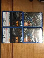 Limited Edition 2500copies Shovel Knight Ps Vita New In Cellophane