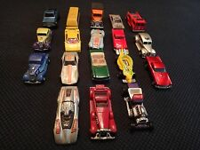 18 PIECE COLLECTION VINTAGE HOT WHEELS