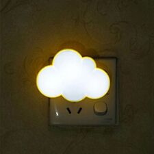 Mini US Plug Saving Energy Room Intelligent Cloud Lamp LED Light Night Light