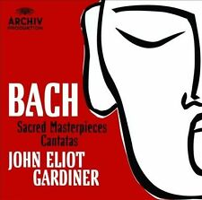 Sacred Masterpieces / Cantatas, , New Limited Edition, Box set