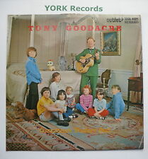 TONY GOODACRE - Grandma's Feather Bed - Ex Con LP Record Outlet  SBOL 4021
