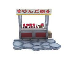 Megahouse  miniature  candy apple stall shop rare