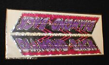 Vintage Original DIAMONDBACK Sticker Decal BMX Bike Diamond Back RARE Prism