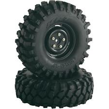 "Absima 1/10th Scale Crawler Steelhammer 1.9"" Wheels and tyres (2) 108mm 2500030"