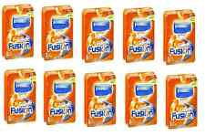 Gillette Fusion Refill Razor Blade Cartridges, 8 Ct. (Pack of 10)