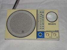 TRANSISTOR RADIO SONY ICF-S30W - FM/AM
