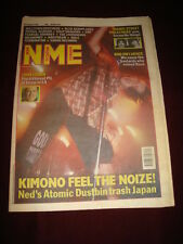 NME 1991 AUG 24 NED'S ATOMIC DUSTBIN JOHN LYDON MANICS PRIMAL SCREAM TERMINATOR