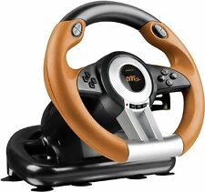 SPEEDLINK DRIFT O.Z. Racing Wheel Steering Wheel for PS3 Pedals D27-144956