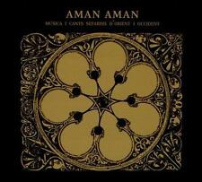 Musica I Cants Sefardis d'Orient I Occident [Digipak] by Aman Aman (CD,...